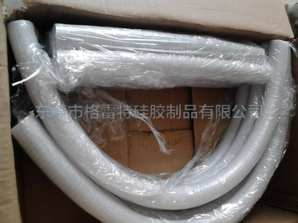 Silica gel high-pressure hose FP31 health level